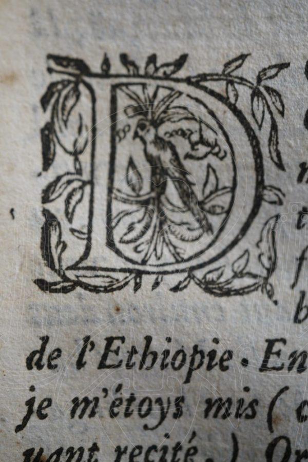ALVAREZ Historiale description de l'Ethiopie
