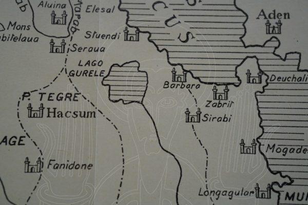 CRAWFORD, Ethiopian Itineraries