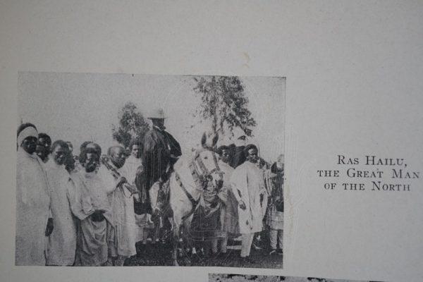 BAUM Savage Abyssinia.