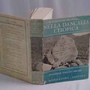 FRANCHETTI Nella Dancalia Etiopica.