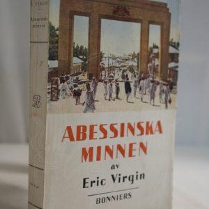 VIRGIN Abessinska minnen.