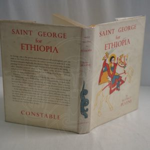 PLAYNE Saint George for Ethiopia.