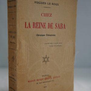 LE ROUX Chez la reine da Saba.