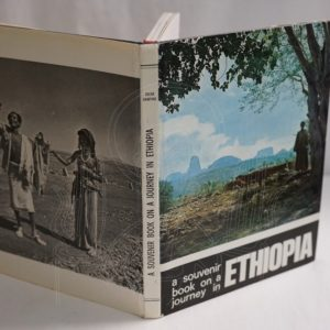 RAMPONE A Souvenir Book on a Journey in Ethiopia.