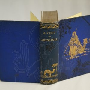 WINSTANLEY A Visit to Abyssinia (2 vols in 1)