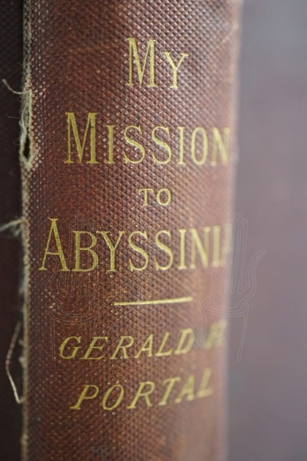 PORTAL My Mission to Abyssinia.