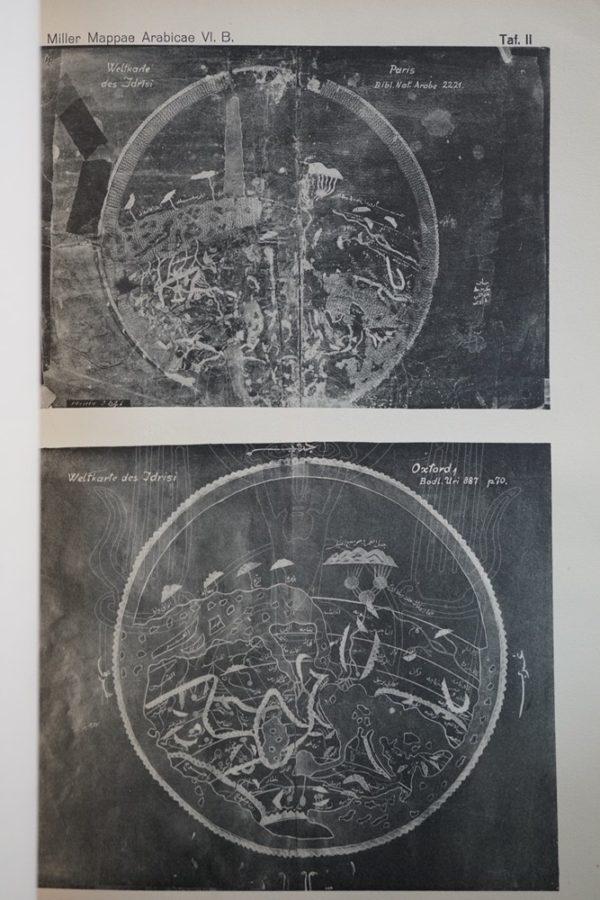 MILLER Mappae Arabicae