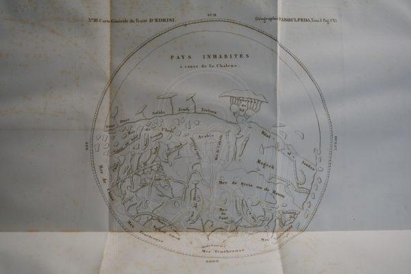 REINAUD Géographie d'Aboulféda