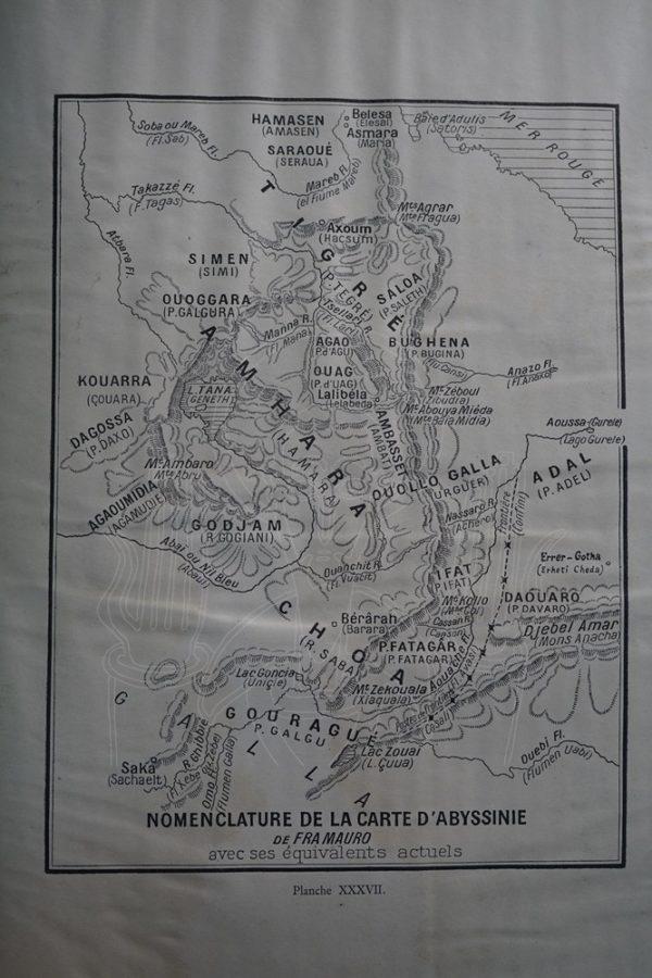 RONCIÈRE La découverte de l'Afrique au Moyen Âge.