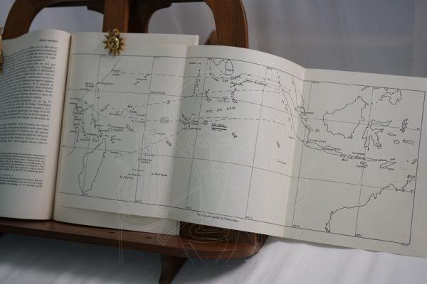 GROSSET-GRANGE La côte Africaine dans les Routiers Nautiques Arabes