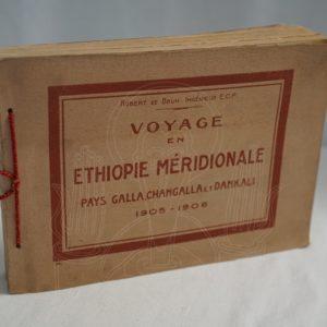 BRUN Voyage en Ethiopie Méridionale