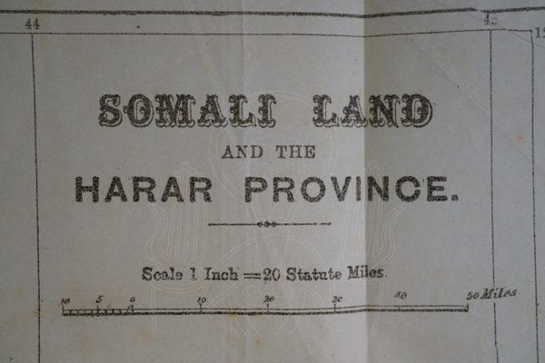 WHEELER Somali Land