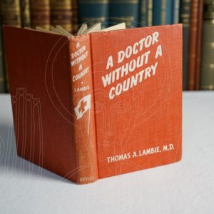 LAMBIE A Doctor Without a Country