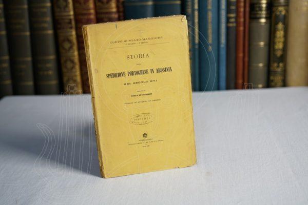 CASTAGNOSO Storia della spedizione portoghese in Abissinia ...