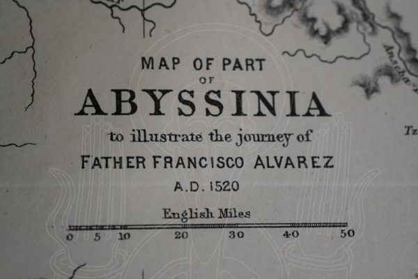 ALVAREZ Narrative of the Portuguese Embassy to Abyssinia