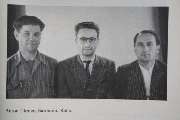 BARONTINI Dario. Ilio Barontini.
