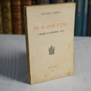 GAMERRA Fra gli Ascari d'Italia.