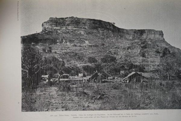 LITTMANN Deutsche Aksum Expedition.