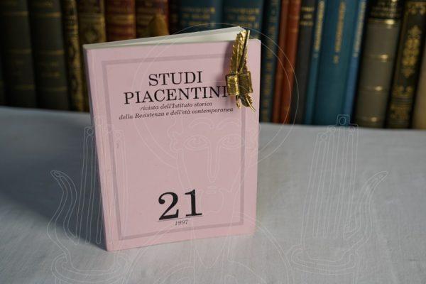 DEL BOCA Studi Piacentini, N° 21